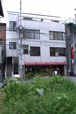 現況/地下室/都市型住宅/狭小敷地/KT-HOUSE